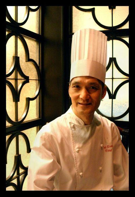 Le chef Vai Kuan Vong