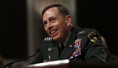 Le général David Petraeus (Reuters)-