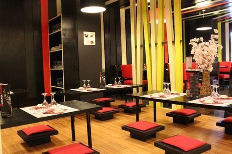 Le restaurant Ayako Sushi à Quimper.