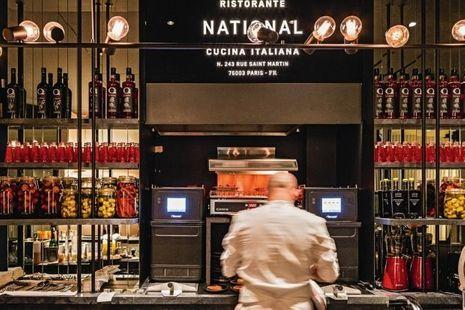 Le ristorante national