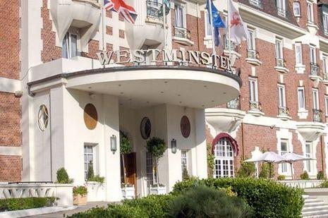 Le Westminster Hôtel & Spa se rhabille aux couleurs de la fête.