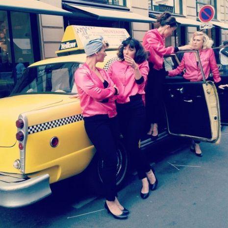 """Les """"Pink Ladies"""""""