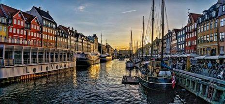 Les quais du canal Nyhavn, à Copenhague.