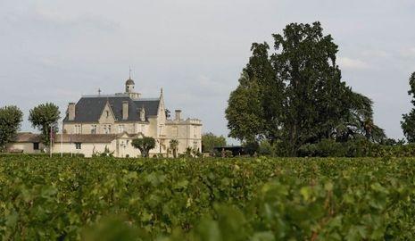 Magrez château-