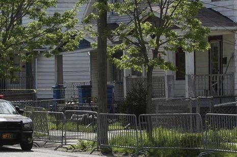 C'est de cette maison de Seymour Avenue qu'Amanda Berry s'est échappée.