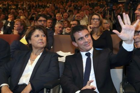 Martine-Aubry-Manuel-Valls