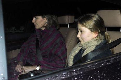 Mathilde et Elisabeth