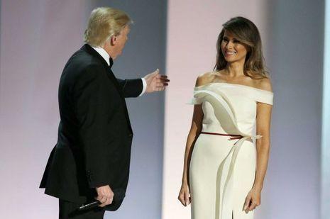 Melania Trump et Donald