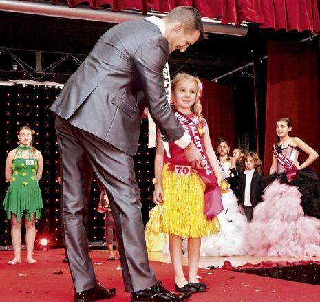 Plusieurs catégories selon les âges, de 3 à 16 ans. Le verdict est tombé : Maéva est troisième.