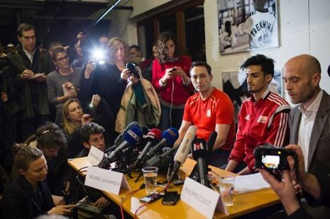 Mourad Laachraoui condamne les actes de son frère