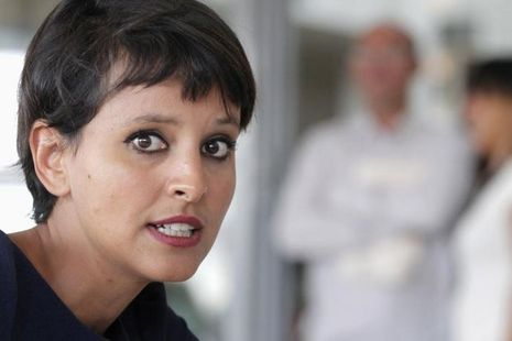 najat vallaud-belkacem REUTERS 930620 22.10.12-