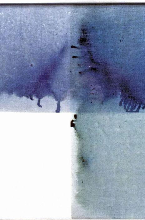 «Sans titre», de Marc Devade, 1973.