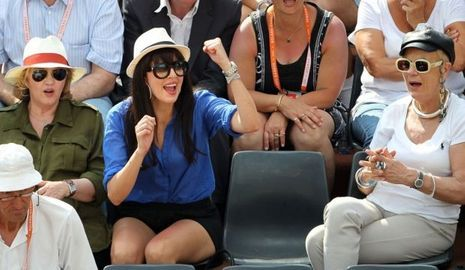 Nolwenn Leroy Roland Garros-