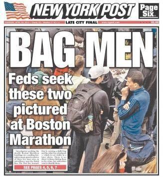Ny post Bag Men