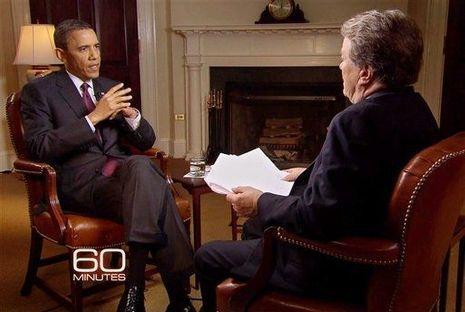 Obama 60 minutes-
