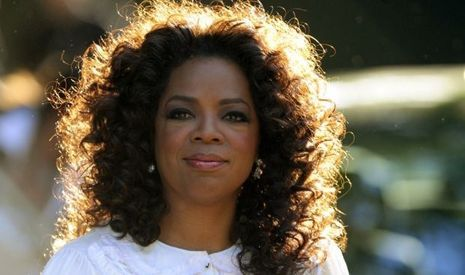 -Oprah Winfrey--