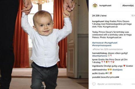 Oscar Suede 1 an Instagram3