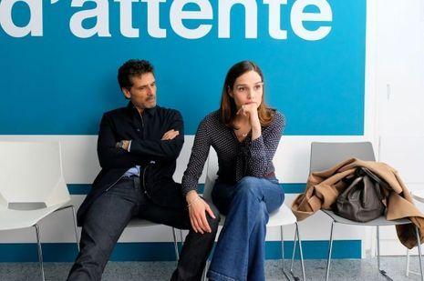 Pascal Elbé et Camille Lou.