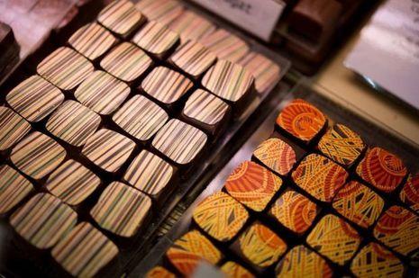 Chocolats Poyet.