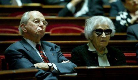 Raymond et Lucie Aubrac-