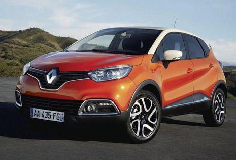 Renault Captur dCi 90