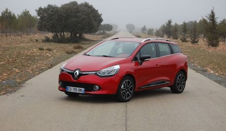 Renault Clio Estate-