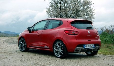 Renault Clio RS-