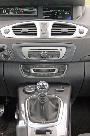 Renault Scénic XMod TCe 130 Intérieur