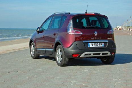 Renault Scénic XMod TCe 130