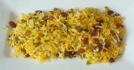 Fêtez Le Nouvel An Avec Les Iraniens - Cuisine iranienne