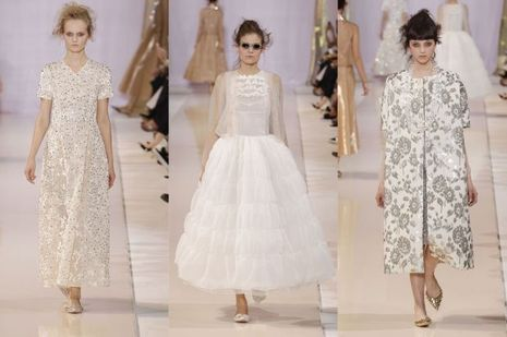 La collection printemps-été 2014 de Rochas