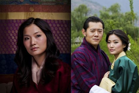 roi dragon bhoutan-