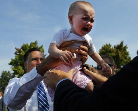 Romney Bébé-