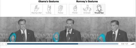Romney Gestes-