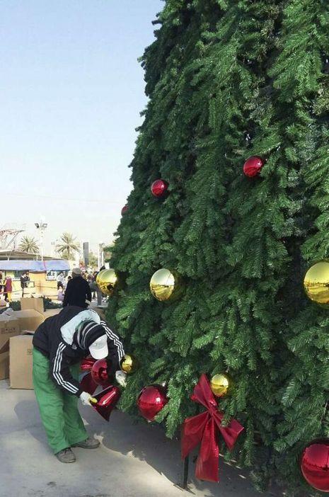 Sapin-Noel-Bagdad