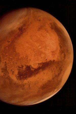 Objectif Mars, la planète rouge.