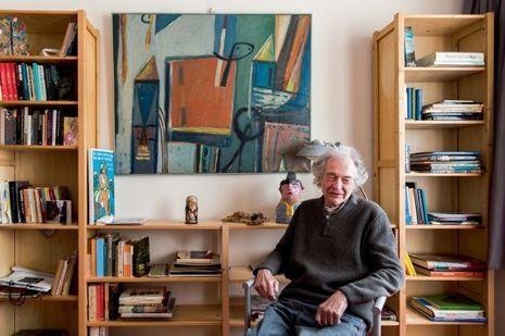 Des décors variés, en fonction des personnalités et des goûts de chacun. Ci-dessus, dans la maison créative, Franz a réalisé le tableau de sa chambre.