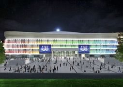 La U Arena, à la Défense.