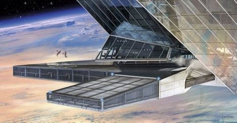 Cygnus a rejoint l'ISS