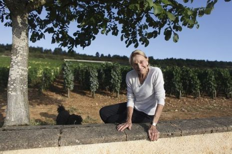 Lalou Bize-Leroy, la grande dame de Bourgogne
