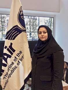 Farzaneh Sharafbafi.