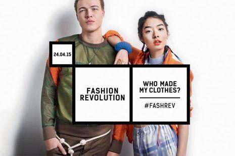 Exemple de mobilisation des internautes lors du dernier Fashion Revolution Day.