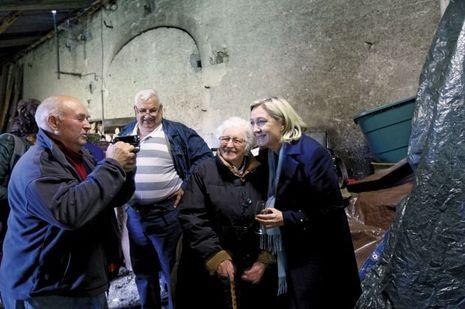 A Tracy-sur-Loire, chez Dominique et Jacqueline Brisset, un couple de viticulteurs, producteurs de pouilly fumé.