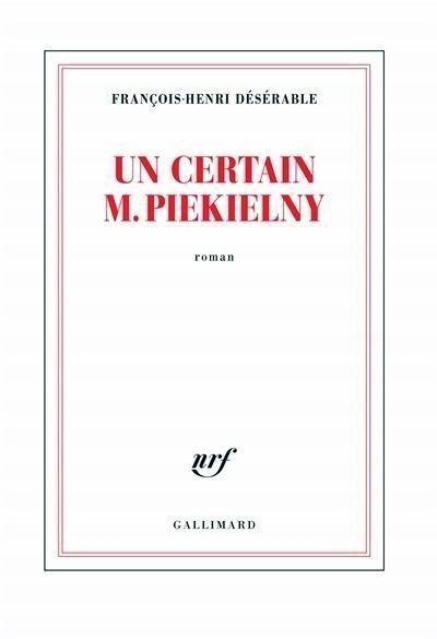 """""""Un certaine M. Piekielny"""""""