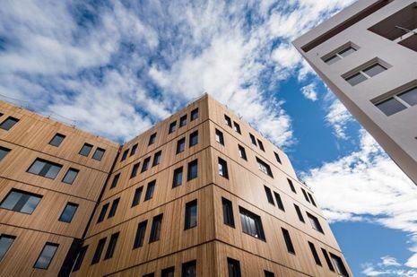 Le nouveau siège de Nexity à Marseille.