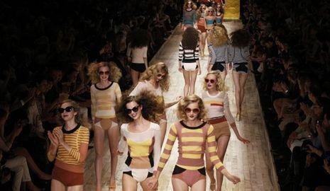 Sonia Rykiel-Sonia Rykiel Fashion Week