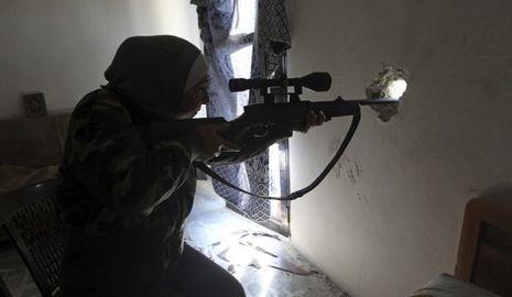 Syrie Guevara Prête à tirer-