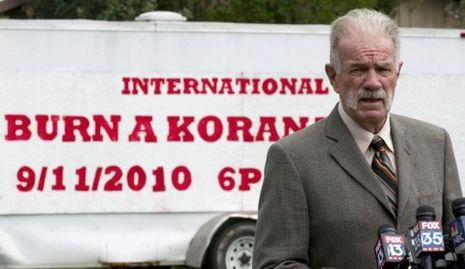 Terry Jones pasteur floride autodafé coran-