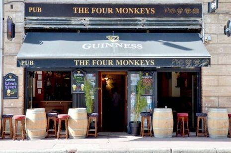The four Monkeys