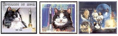 Timbres Felicette-